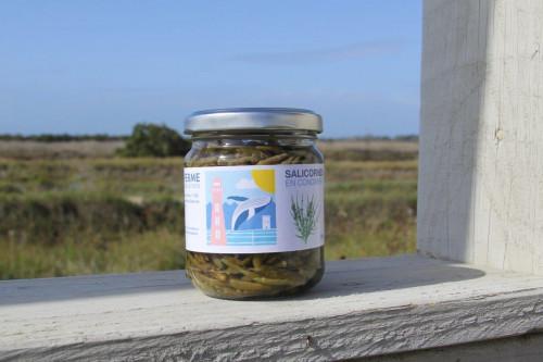Salicornes en Condiment