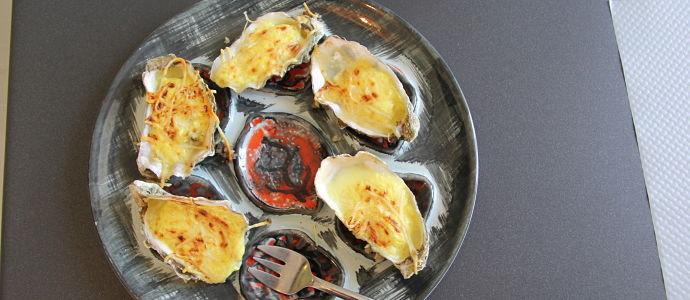 Rockfeller Oysters